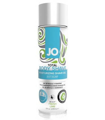 System JO - Total Body Shave - Fresh Lime, 240ml