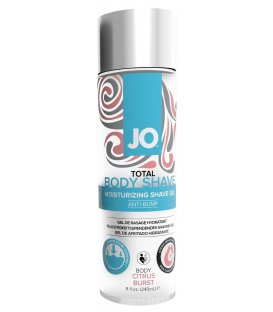 System JO - Total Body Shave - Citrus Burst, 240ml