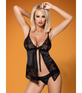Obsessive - 846 Babydoll & Thong