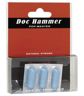 Doc Hammer, 3-pack