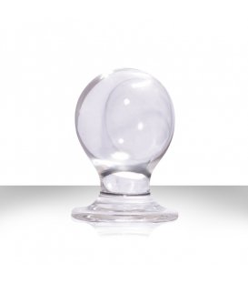 Orbite Plug - Large, clear