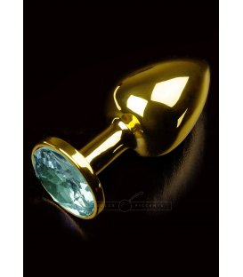 Jewellery - Gold Emerald, Small