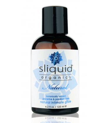 Sliquid - Organics Natural Lubricant, 125ml